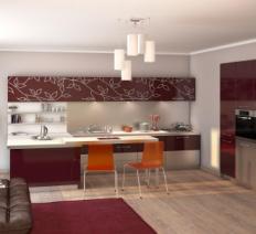 Кухня Мирамонти
