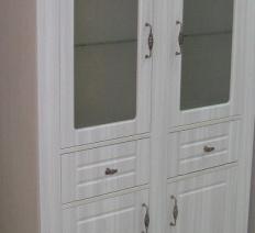 Снижение цены на комплект мебели «Прованс» (сервант и комод)!